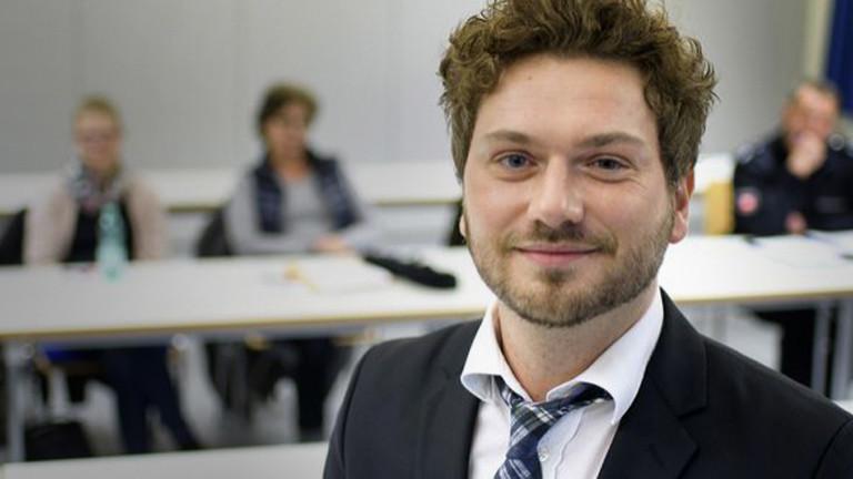 Portrait Nils Böckler