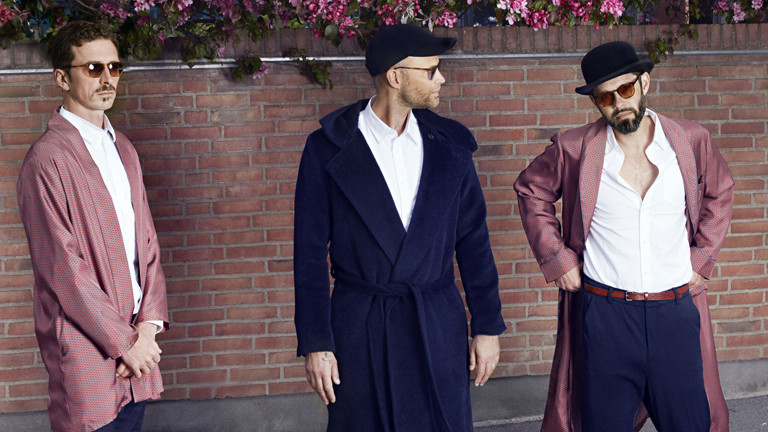 Portrait der Band WhoMadeWho