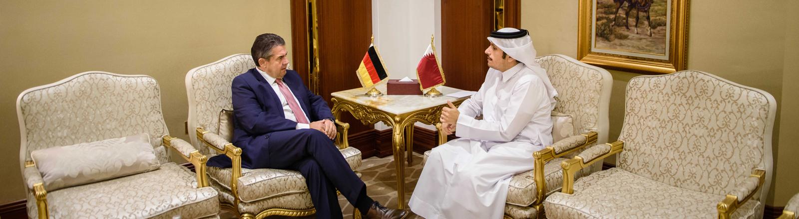 Katar-Verhandlungen