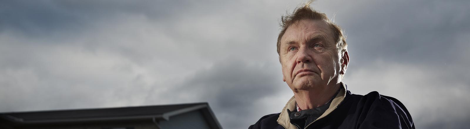 Portrait des Ex-Spions Jack Barsky