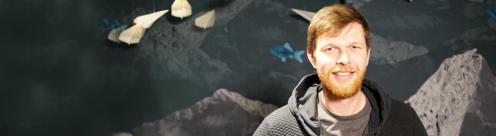 Benjmin Weidel, Gründer von Dealdoktor.de