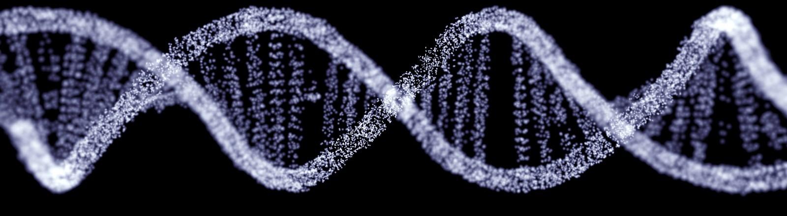 Eine Graphik einer DNA