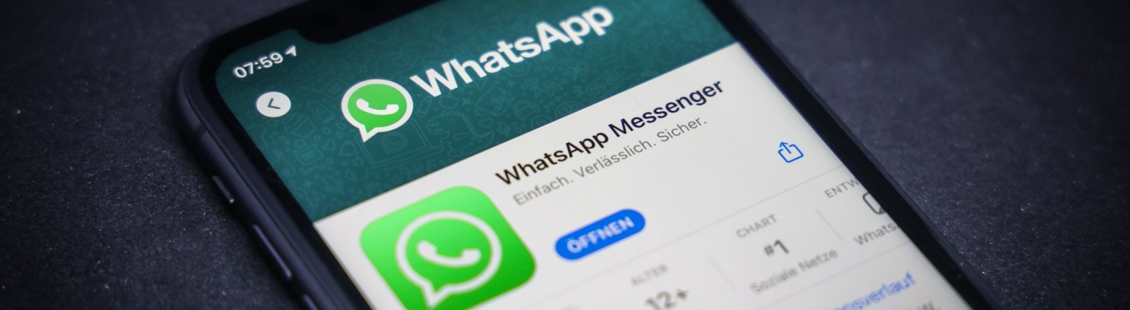 WhatsApp-Messenger im Appstore