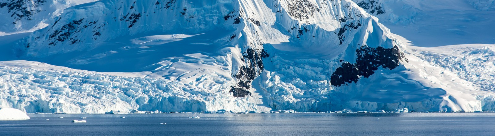 Ein Bild der Antarktis