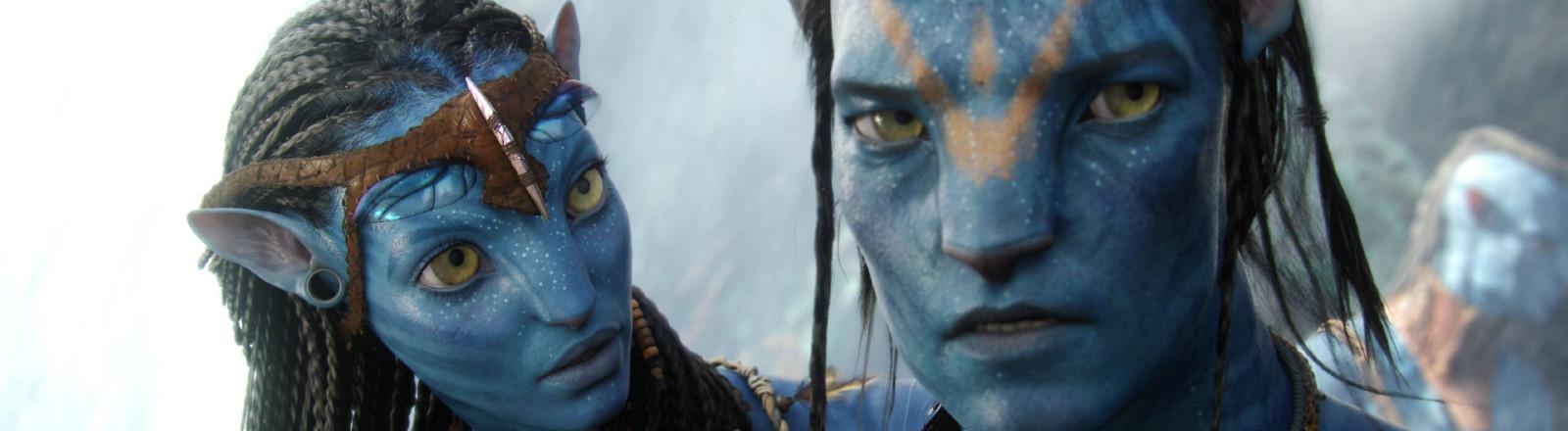 """Filmszene """"Avatar"""""""