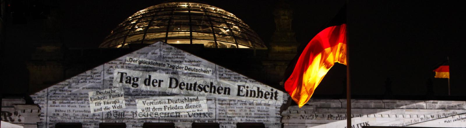 Tag der Deutschen Einheit Berlin 2010