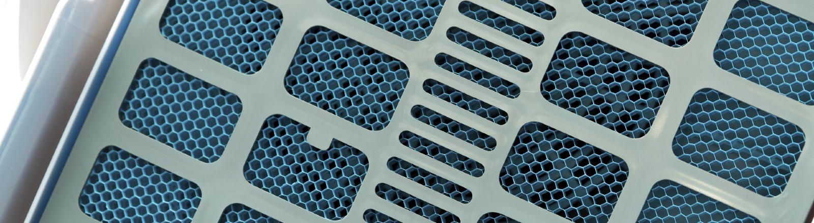Hepa-Filter Luftreiniger