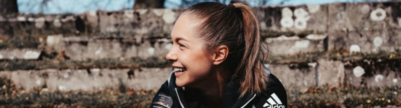 Sprinterin Gina Lückenkemper