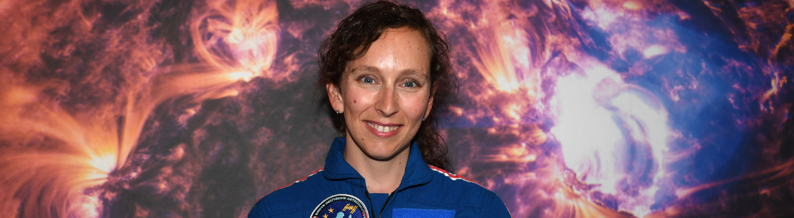 Die Astronautin Suzanna Randall